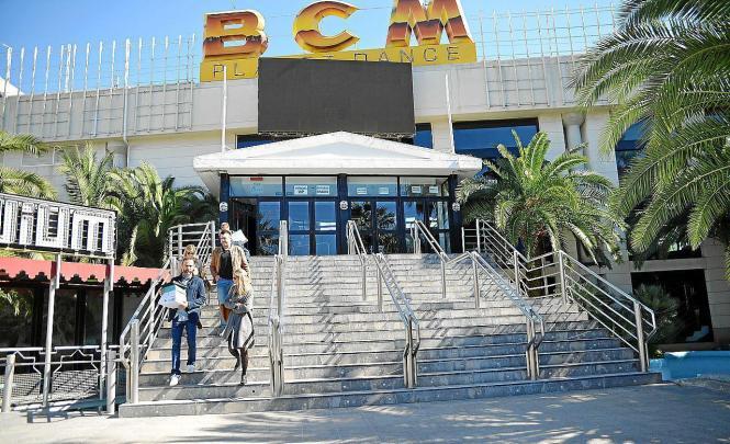 """Im Mai soll der zur Cursach-Gruppe gehörende Partytempel """"BCM"""" in Magaluf seine Pforten wieder öffnen. In diesem Jahr mit neuem Konzept."""