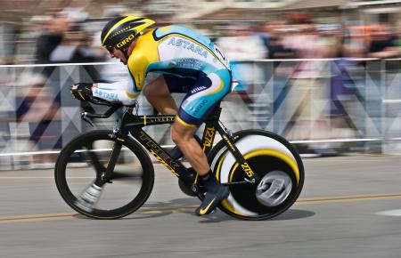 Im Jahr 2009 feierte Lance Armstrong im Trikot von Astana sein Comeback.