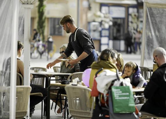 Nicht alle sind unehrlich: Restaurant auf den Balearen.