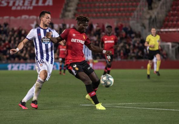 Real Valladolid hatten die Inselkicker am Wochenende wenig entgegenzusetzen.