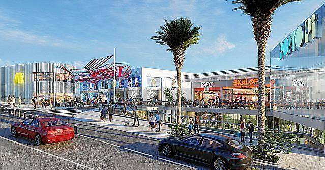 Frischer, moderner und grüner. So soll das Einkaufszentrum in Porto Pí in 15 Monaten aussehen.