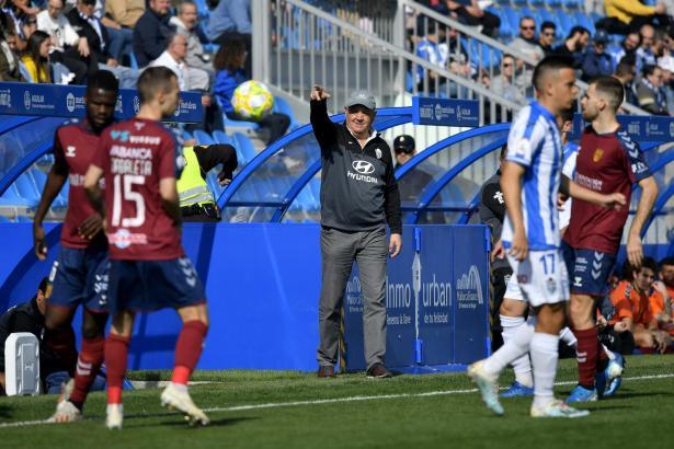 Atlético-Baleares-Trainer Manix Mandiola konnte mit der Leistung seines Teams zufrieden sein.