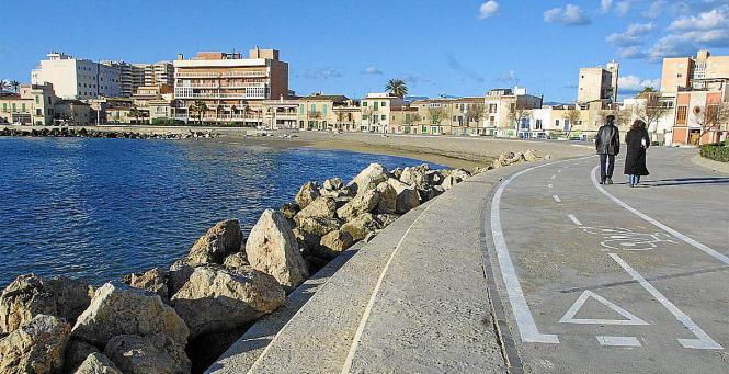 Sowohl bei Touristen als auch Anwohnern eins der beliebtesten Viertel Palmas: El Molinar und Portixol.