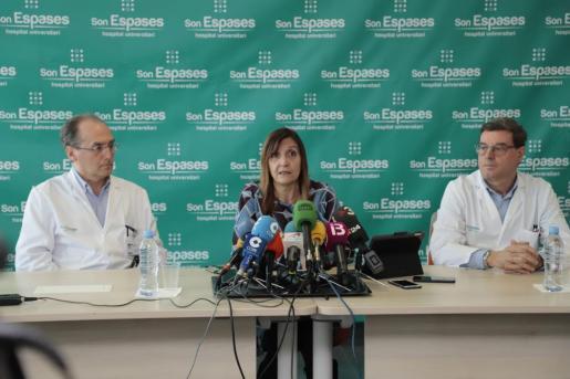In einer Pressekonferenz teilte die Leiterin des Gesundheitsamtes, Maria Antònia Font, ein weiterer Verdachtsfall von Coronavirus sei eingeliefert worden.