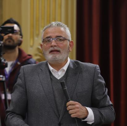Hat keine Lust mehr auf politischen Streit: PI-Chef Jaume Font.