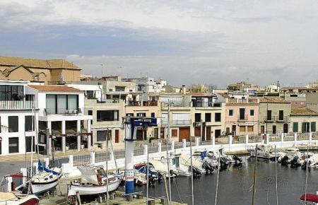 Immobilien in Palmas Viertel Portitxol.