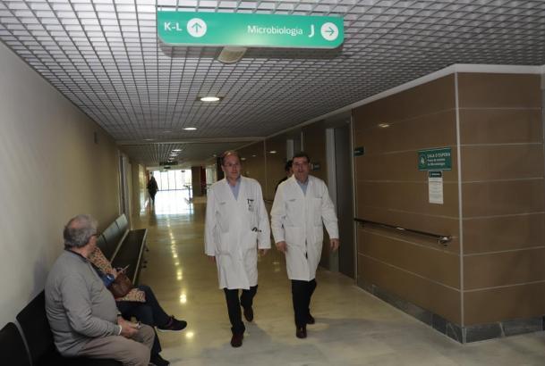 Ärzte im Son-Espases-Krankenhaus.