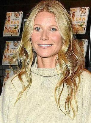 Die Schauspielerin Gwyneth Paltrow.