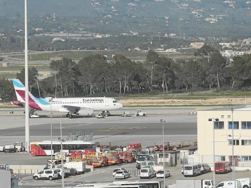 Palmas Airport soll Aena zufolge zwar modernisiert, aber nicht ausgebaut werden.