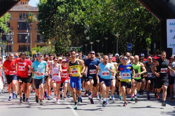 """Im vergangenen Jahr wollten fast 1400 Sportler beim """"RUHning Mallorca"""" mitmachen."""