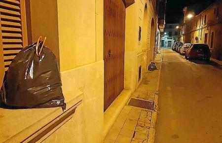 Seit dem 20. Januar läuft in Llucmajor alles anders – der Müll wird nun von Haus zu Haus abgeholt.