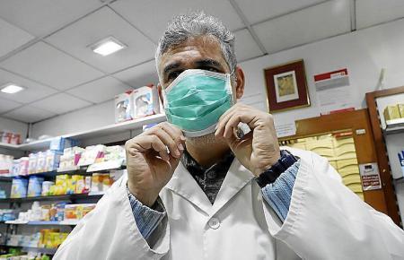 Auf Mallorca glaubt man sich gut gegen das Coronavirus gerüstet.