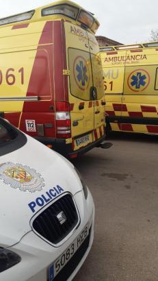 Die Zwölfjährige wurde noch vor Ort behandelt.