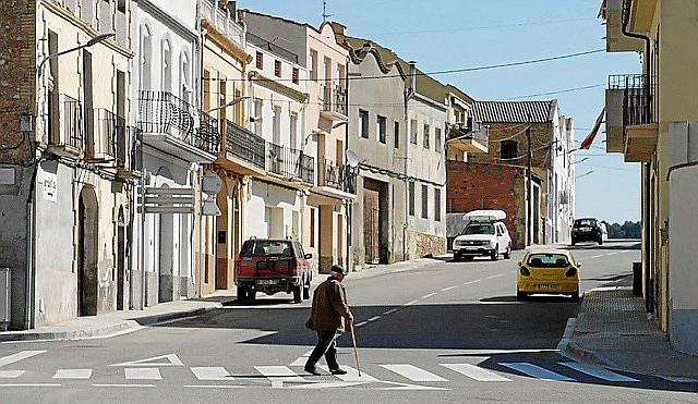In dem kleinen Ort Garcia in der Provinz Tarragona macht sich die Landflucht bemerkbar. Die Jungen gehen, die Alten bleiben.