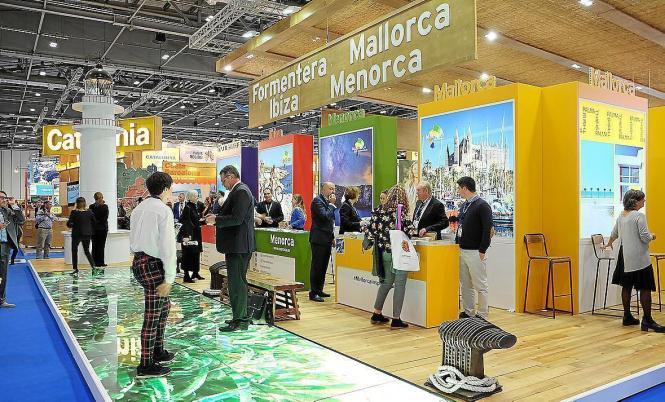Mallorca ist auf der ITB immer vertreten.