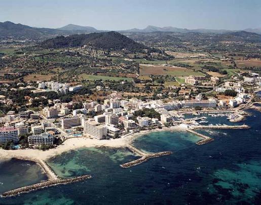 Der Vorfall ereignete sich auf dem Gemeindegebiet von Son Servera im Nordosten von Mallorca.