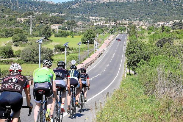 Die überwiegend guten Straßen werden von vielen Radtouristen als Pluspunkt für Mallorca angeführt.