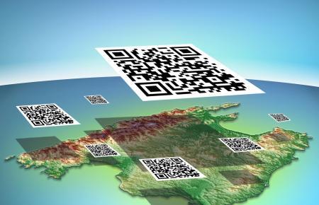Mallorca in einer anderen Dimension. Service für Behörden, Bewohner und Besucher durch intelligente Technik.