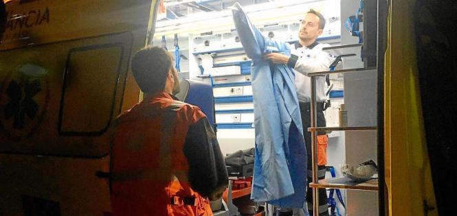 Das medizinische Personal auf Mallorca ist auf alles eingerichtet.