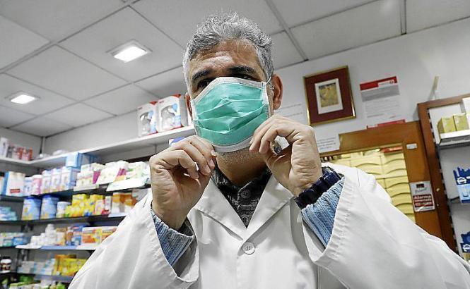 Auch auf Mallorca macht man sich Sorgen wegen des Coronavirus'.