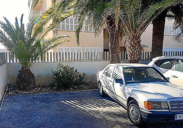 Die Ferienanlage Eden Roc in Magaluf.