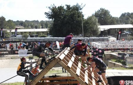 Beim Spartan Race in Palma de Mallorca kam es am Samstag zu einem tragischen Todesfall.