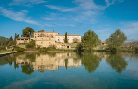 Die ehemalige Possessió Bunyoli befindet sich im Umland von Palma.