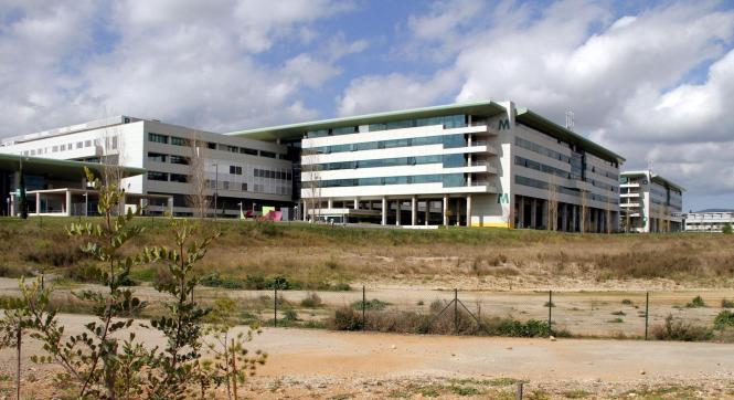 Das Großklinikum Son Espases in Palma de Mallorca behandelt auch Coronavirus-Patienten.