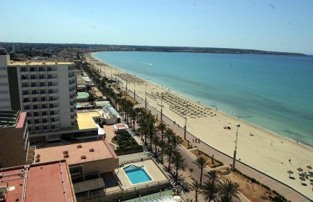 Palmas Bürgermeister betont: Die Plata de Palma ist eine sichere Destination.