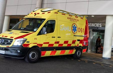 Viele Menschen müssen derzeit in Spanien in Krankenhäuser gebracht werden.