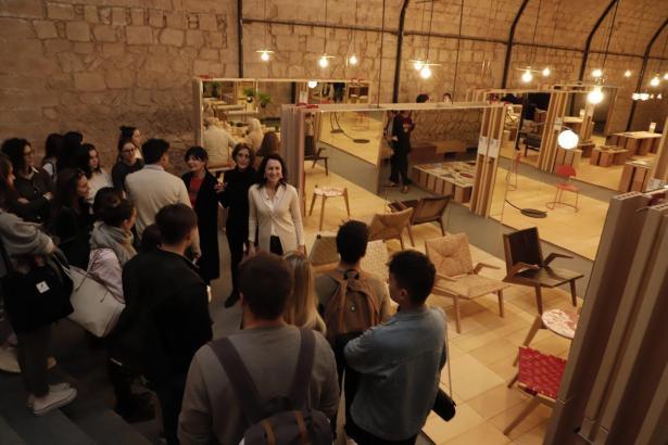 """Auch die Design-Ausstellung """"Made in Mallorca"""" wird abgebrochen."""