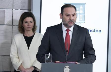 Verkehrsminister José Luis Abalos.