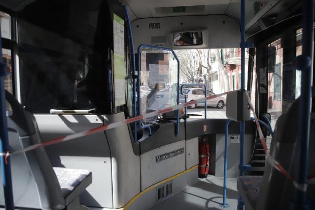 In nächster Zeit sind deutlich weniger Busse und Bahnen unterwegs.