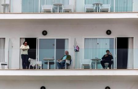 Spätestens in einer Woche müssen alle Hotels auf den Balearen geschlossen sein.
