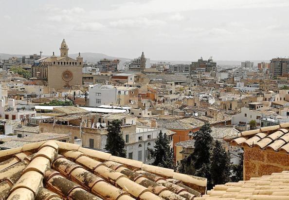 In der Altstadt von Palma purzeln die Immobilienpreise.