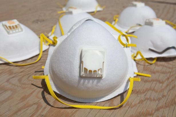 So sehen die Anti-Virusmasken aus.