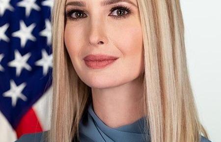 Ivanka Trump ist im Netz offenbar offensiv unterwegs.