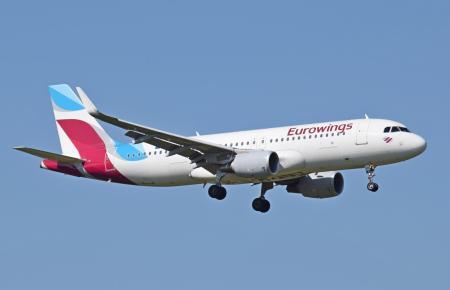 Eurowings fährt seinen Flugplan merklich zurück.