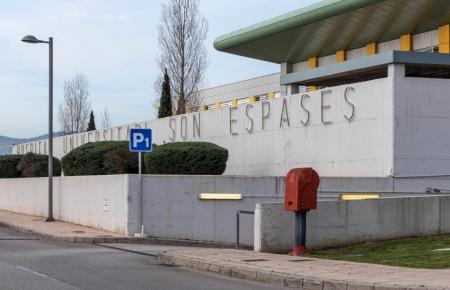 Das Krankenhaus Son Espases.