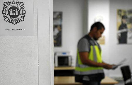 Die Nationalpolizei ermittelt wegen Zwangsprostitution Minderjähriger.