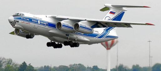 Drei von der balearischen Regierung gecharterte Frachtflugzeuge werden in den kommenden Wochen Tonnen von Sanitärmaterial liefern.
