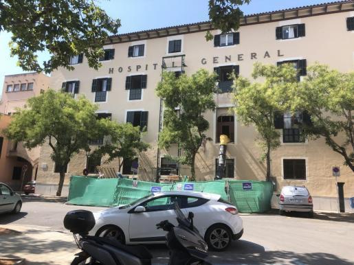 "Der 84-jährige Mann verstarb im Krankenhaus ""Hospital General"" in Palma an Corona."