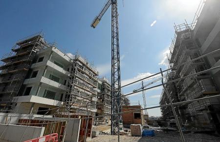 Die Bauwirtschaft konnte bis zum Wochenende noch tätig sein.