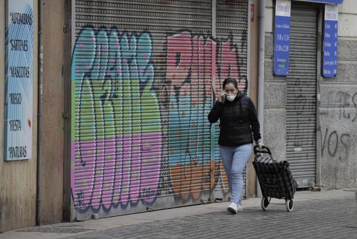 Geschlossene Läden dieser Tage - Ladenbesitzer haben aktuell nichts zu lachen. Die Regierung hat Unterstützung durch Mikrokredite bewilligt.