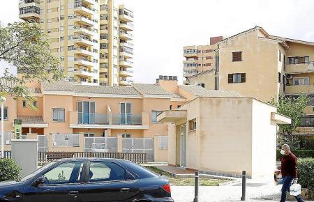 Dieses Haus wurde in Palma mitten in der Coronakrise besetzt.