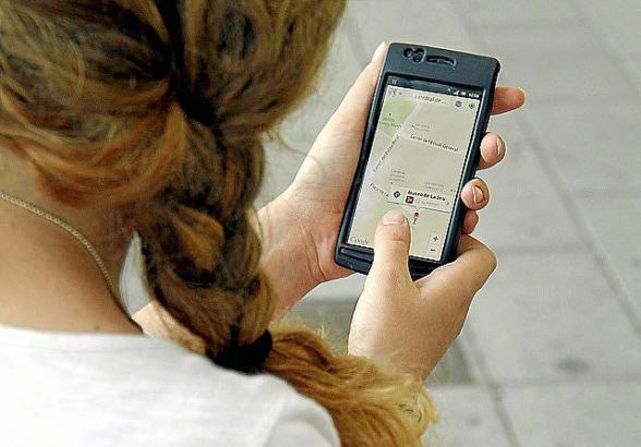 Um Bewegungsströme aufzuzeichnen, werden derzeit in einer Studie des spanischen Wirtschaftsministeriums Millionen von Handydaten ausgewertet.