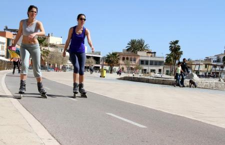 Sport im Freien? Vielleicht ist das in Spanien bald wieder erlaubt.