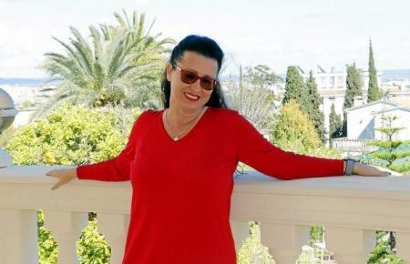 Mallorca-Residentin Doris Kirch.