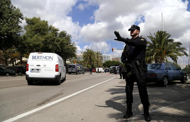 Die Polizei führt in diesen Tagen überall auf Mallorca zahlreiche Kontrollen durch.