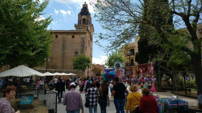 Der Markt von Santa Maria fällt erstmals in seiner Geschichte aus.